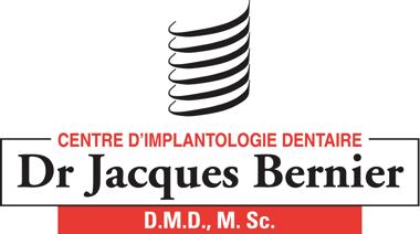 Création du Centre d'implantologie dentaire Jacques Bernier
