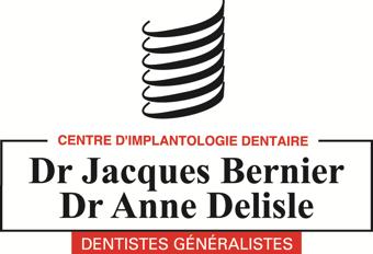 Arrivée de Dr Anne Delisle et changement du nom de la clinique pour Centre d'implantologie dentaire Bernier Delisle.